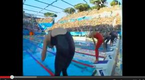 World Record – Women's 400m Freestyle – Federica Pellegrini(フェデリカペレグリニ)