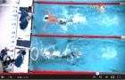 Technique((Finish)) 2008 Beijing Olympics Swimming Men's 100m Butterfly