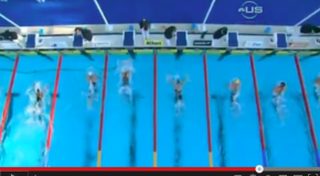 World Record – Men's 50m Breaststroke – Cameron van der Burgh(キャメロンファンデルバーグ)