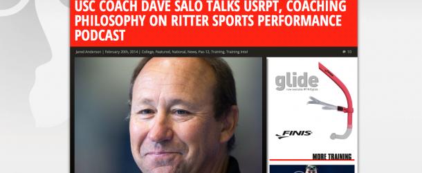 水泳アメリカ代表を率いたコーチング哲学!!Dave Salo