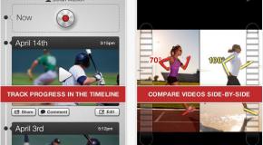 Ubersense Coach: Slow Motion Video Analysis (動画分析アプリ)