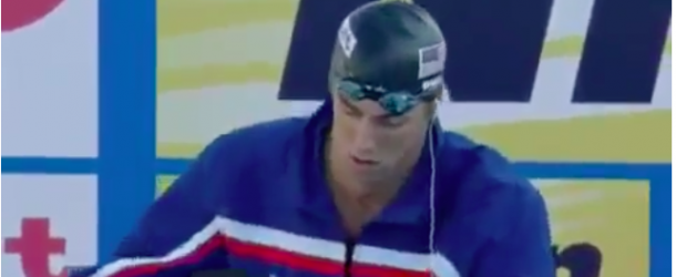 World Record – Men's 200m Butterfly – Michael Phelps(マイケルフェルプス)